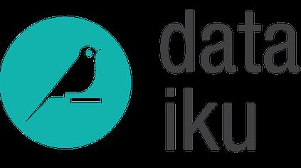 Dataiku logo.