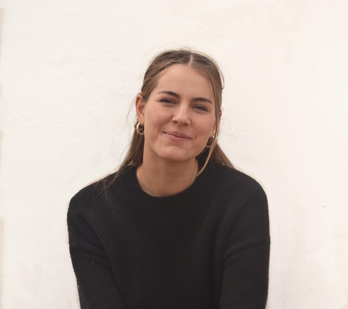 New team member Sara. Sara, welcome in A Cloud Frontier company!